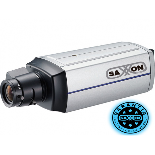 Surveon IPSL012 - CAMARA IP PROFESIONAL / FULL HD / SIN LENTE / WDR / DIA Y NOCHE / TRIPLE CODEC