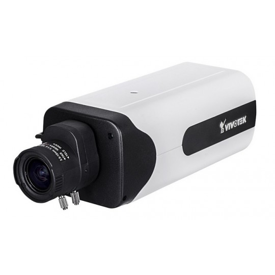Vivotek IP8166- CAMARA IP PROFESIONAL 2 MP FULL HD/2.8-12MM/WDR DIGITAL/SNV/3DNR/POE/SMART STREAM II/ DEFOG/ ROTACION DE VIDEO