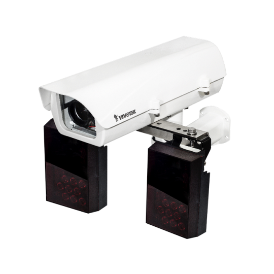 Vivotek IP816ALPCKIT - CAMARA IP PROFESIONAL PARA CAPTURA DE MATRICULAS/ 2 MP FULL HD/12-40 MM/WDR PRO/SNV/3DNR/EIS