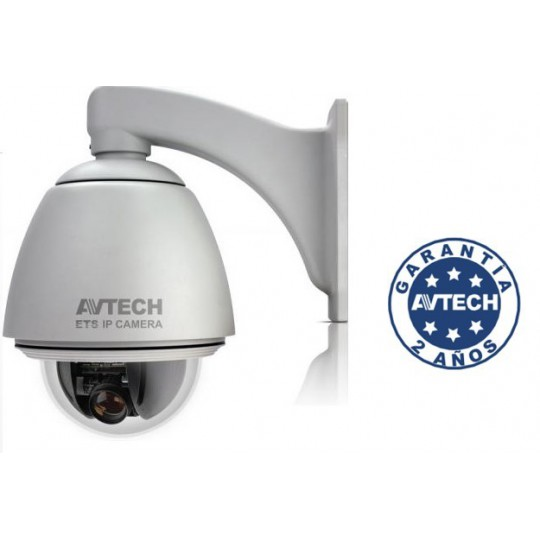 Avtech AVM583P- CAMARA IP 2MP 1080P PTZ/20X ZOOM OPTICO/WDR/POE/AUTOTRACKING/COMPATIBLE CON EAGLE EYES Y CMS APOLLO