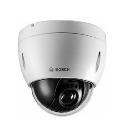 Bosch V_NEZ4212PPCW4- AUTODOME IP 4000HD/ PTZ 12X/ RESOLUCION 1080P/ INTERIOR
