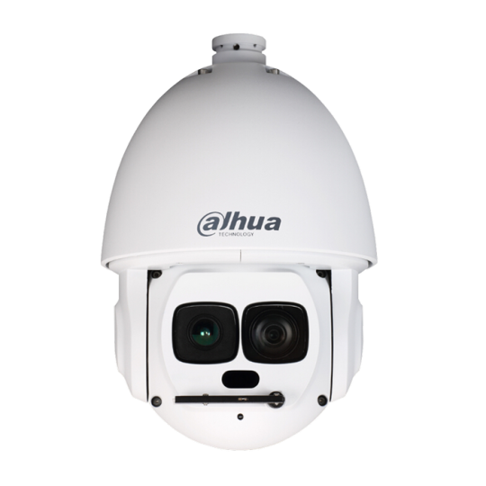 Dahua SD6AL240HNI- CAMARA IP PTZ 40X ZOOM OPTICO 1080P/AUTOTRACKING/IVS/LASER IR 500 MTS/HI POE/IP67/EIS/ROI/ANTI NIEBLA