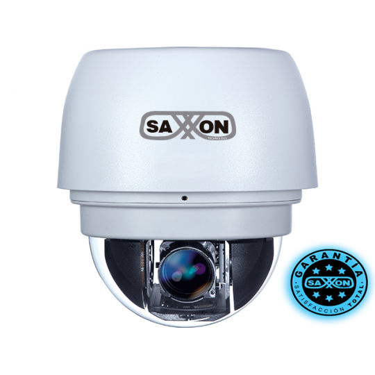 Surveon IDVFPTZ36 - CAMARA IP DOMO PTZ EXTERIOR 36X ZOOM OPTICO/WDR /RESOLUCION D1 /DUAL CODEC /AUDIO /IP66