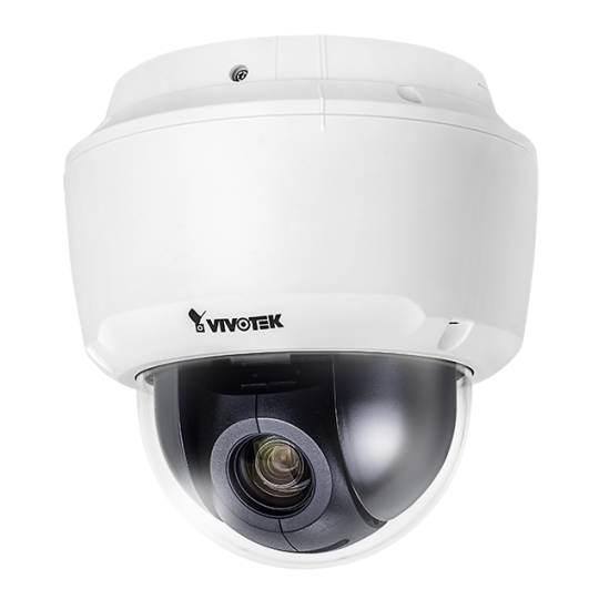 Vivotek SD9161H - CAMARA IP DOMO PTZ PARA INTERIOR/ 2 MP FULL HD/10x ZOOM OPTICO/AUTOTRACKING/ WDR PRO/ POE PLUS