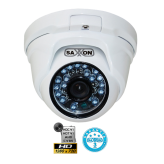 Saxxon lDFX3102CL - CAMARA DOMO 1080P 2MP 4 EN 1 / CVI AHD TVI CVBS/ 3.6MM/ SMART IR 20MTS / MENU OSD/ METALICA