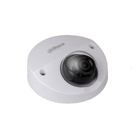 Dahua HDABW2221F28- CAMARA DOMO ANTIVANDALICO HDCVI/ AUDIO INTEGRADO 1080P/ WDR REAL 120DB/LENTE 2.8MM
