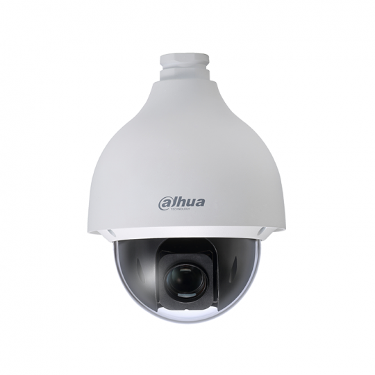Dahua SD50131IHCS2- CAMARA PTZ STARLIGHT DE 1MP HDCVI/ 31X ZOOM OPTICO/ WDR REAL 120DB/0.005 LUX COLOR/IP67/IK10 ANTIVANDALICO