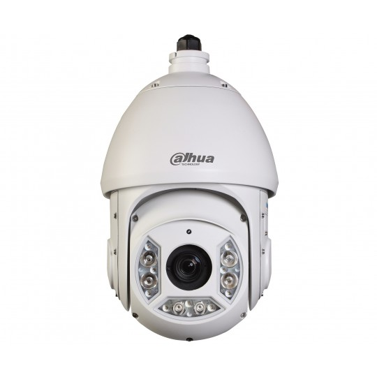 Dahua SD6C230IHCS2- CAMARA PTZ STARLIGHT DE 2MP HDCVII/ 30X ZOOM OPTICO/ WDR REAL 120DB/0.005 LUX COLOR/IP66/ 3DNR/ IR 150 M
