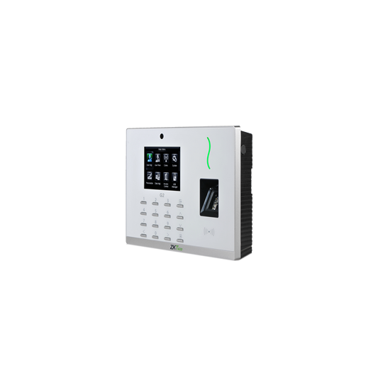 ZKTeco G2- CTRL DE ACCESO SIMPLE Y ASISTENCIA A COLOR/ 20000 HUELLAS/ 100000 REGISTROS/ TCPIP/ USB