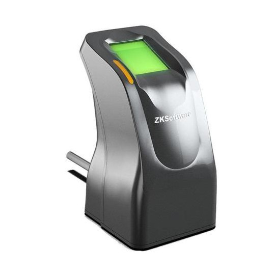 ZKTeco ZK4500 - LECTOR BIOMETRICO CON SENSOR OPTICO ZK/ RESOLUCION 500DPI/COMUNICACION USB/COMPATIBLE WINDOWS 7