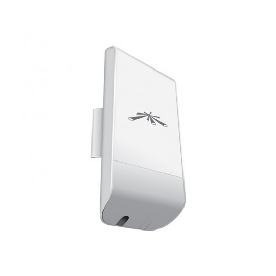 Ubiquiti LOCOM2- NANOSTATION ACCESS POINT AIRMAX 2.4GHZ / EXTERIOR/ MIMO/ ANTENA PANEL 8DBI/ 23DBM/ RENDIMIENTO HASTA 150MBPS