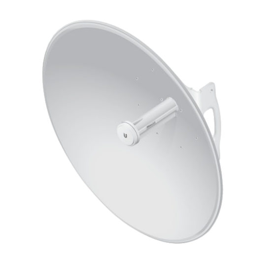 Ubiquiti PBE5AC620- POWERBEAM ACCESS POINT AIRMAX AC 5.8GHZ/ EXTERIOR/ MIMO/ ANTENA 29DBI/ RENDIMIENTO HASTA 450MBPS