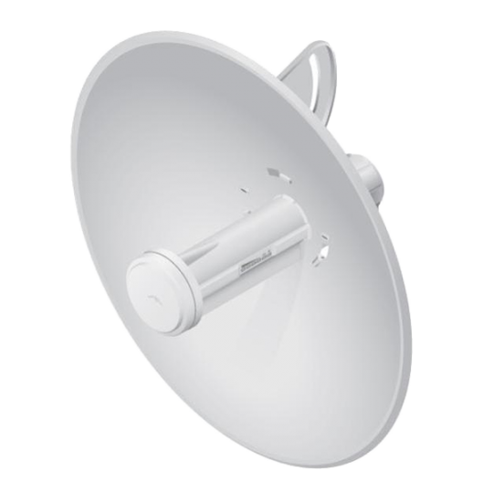 Ubiquiti PBEM2400- POWERBEAM ACCESS POINT AIRMAX 2.4GHZ/ EXTERIOR/ MIMO/ ANTENA 18DBI/ 28DBM/ RENDIMIENTO HASTA 150MBPS