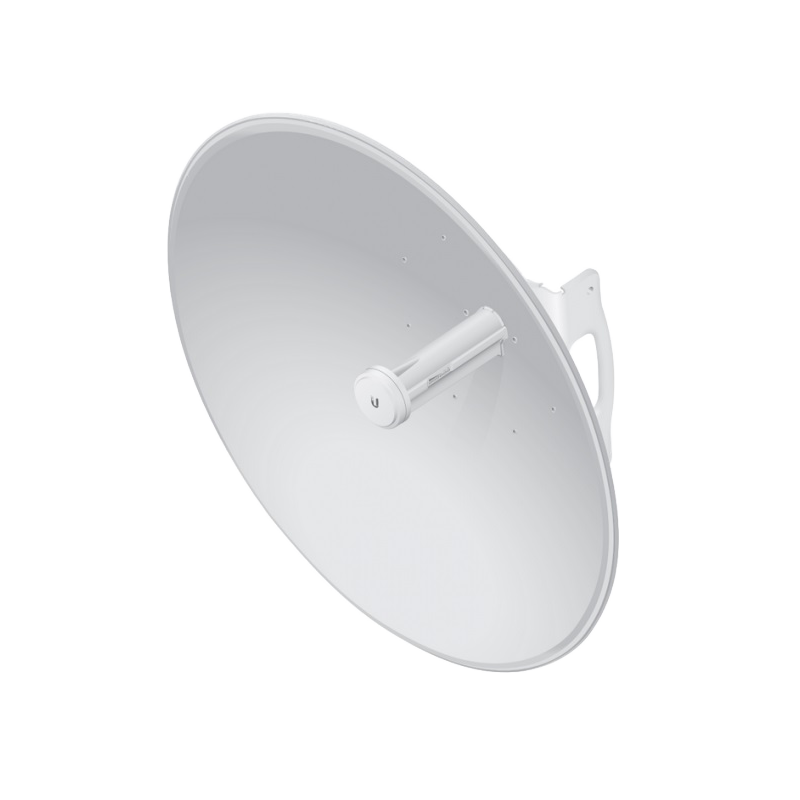 Ubiquiti PBEM5620- POWERBEAM ACCESS POINT AIRMAX 5.8GHZ/ EXTERIOR/ MIMO/ ANTENA 29DBI/ 24DBM/ RENDIMIENTO HASTA 150MBPS