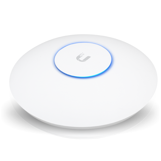 Ubiquiti UAPACHD- ACCESS POINT INALAMBRICO AC HD/ INTERIOR/ MIMO 4x4/ 25 DBM/ HASTA 2533MBPS