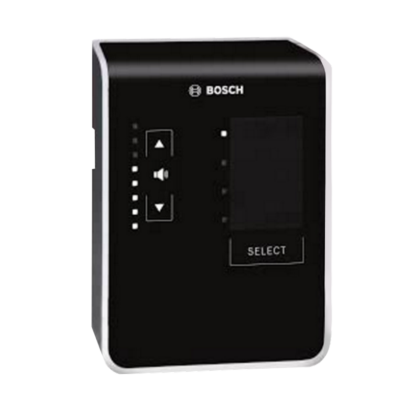 Bosch M_PLMWCP- PANEL DE CONTROL DE PARED COMPATIBLE CON PLENA MATRIX