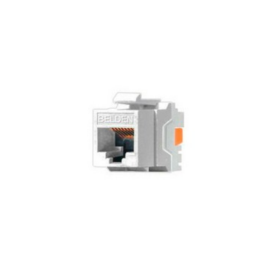 Belden AX101309- JACK MODULAR/ UTP/ CAT 5E/ COLOR BLANCO