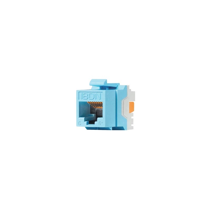 Belden AX101326- JACK MODULAR/ UTP/ CAT 6 / COLOR AZUL
