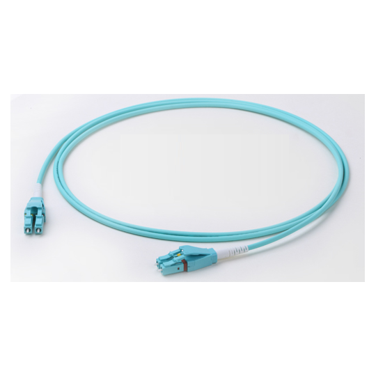 Saxxon J4P4P2221MPAQ - FIBRA OPTICA PATCH CORD/ COLOR AQUAMARINA/ 1 METRO/ OM3 Y OM4 MULTIMODO