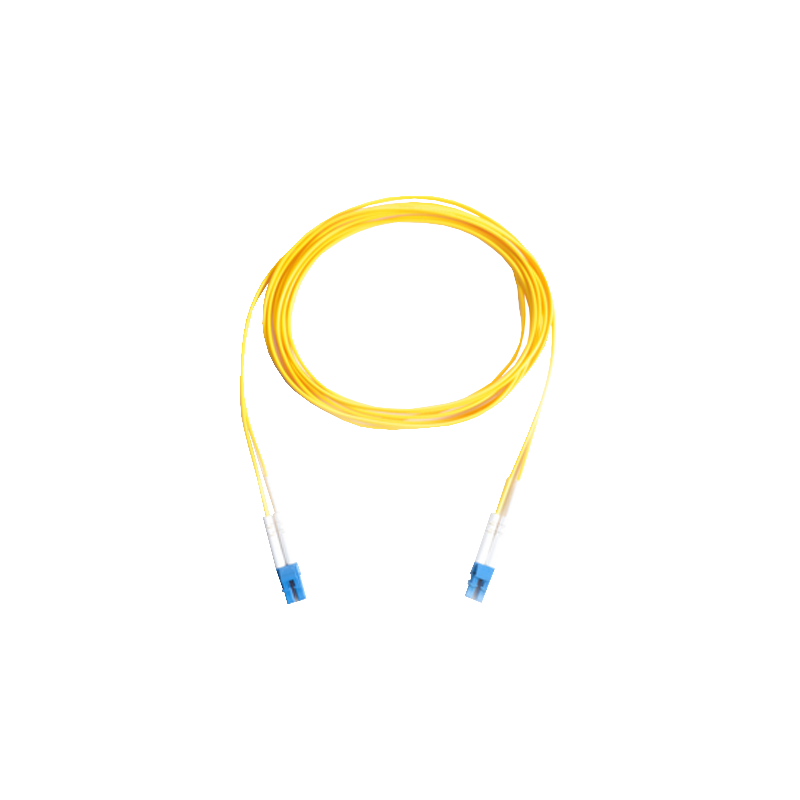 Saxxon J4P4P2293MP -FIBRA OPTICA PATCH CORD/ LC-LC DUPLEX/ 3.0 METROS/ AMARILLO