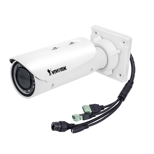 Vivotek IB836BAHF3 - CAMARA IP BULLET EXTERIOR 2 MP/ FULL HD/ SMART IR 30M/WDR PRO/IP66/SMART STREAM/SNV