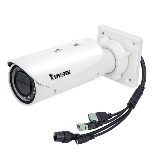 Vivotek IB836BAHT - CAMARA IP BULLET EXTERIOR 2 MP/ FULL HD/ SMART IR 30M/WDR PRO/IP66/SMART STREAM/SNV/ENFOQUE REMOTO