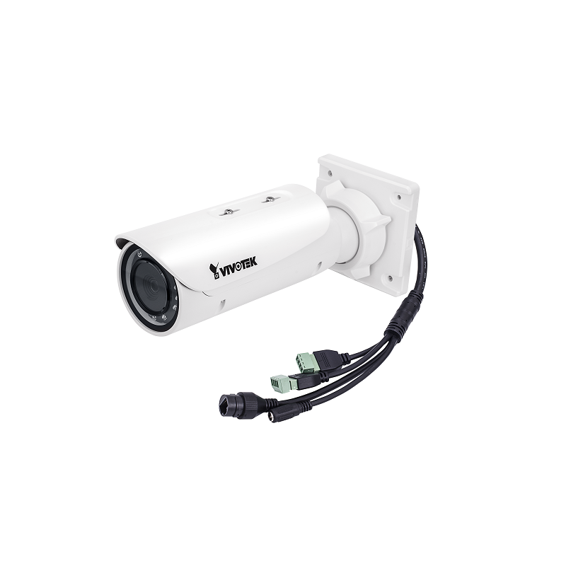 Vivotek IB9371HRT - CAMARA IP BULLET EXTERIOR 3 MP FULL HD/ EXTENSOR POE/H265/SMART IR 30M/ SMART STREAM II