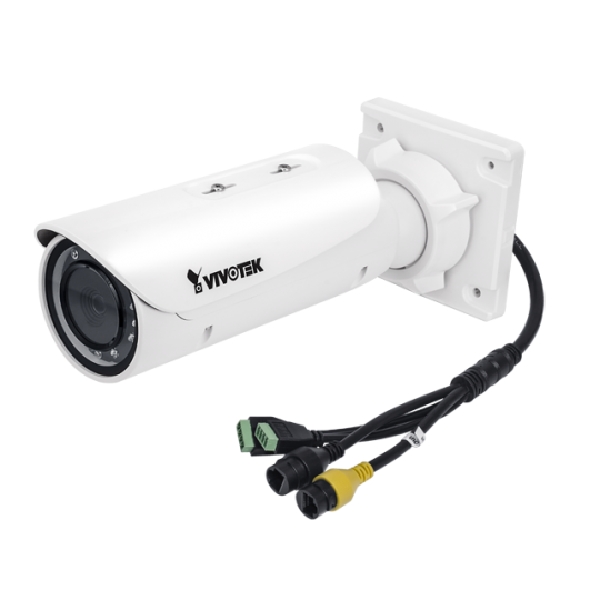 Vivotek IB9381HT - CAMARA IP BULLET EXTERIOR 5 MP/ FULL HD/ SMART IR 30M/ WDR PRO/VARIFOCAL/SMART STREAM II