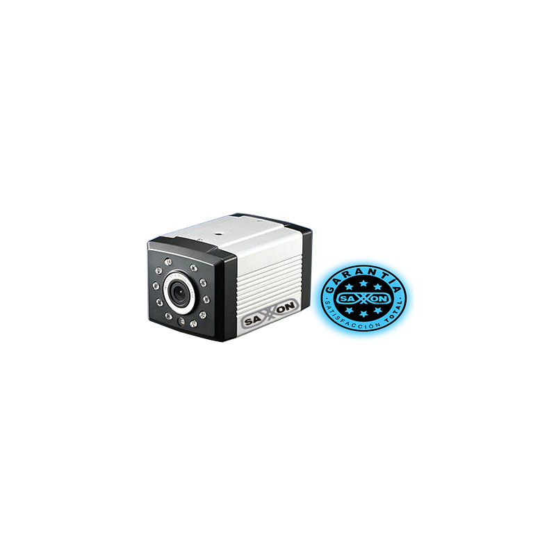 Surveon ICFX102 - CAMARA IP CUBO / 2 MP / LENTE FIJO 4.2 MM / DIA