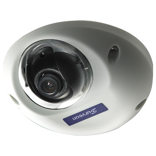 Surveon CAM1320- CAMARA IP DOMO INTERIOR/ 2MP HD / SENSOR CMOS / 1080P / POE / LENTE 4.2MM / F1.8 / 0.3 LUX