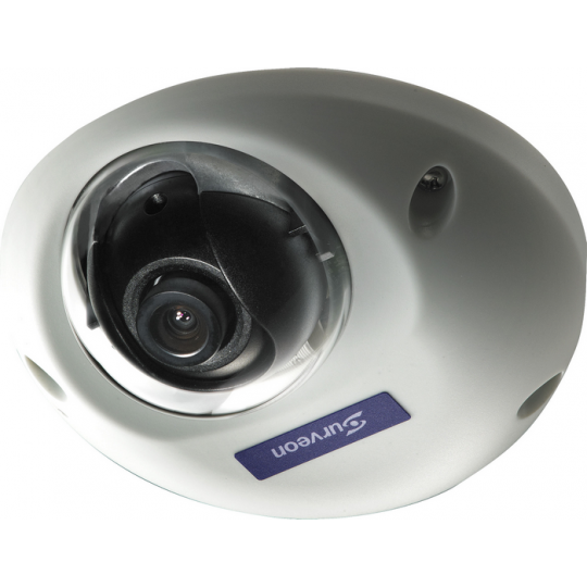 Surveon CAM1320S2- CAMARA IP DOMO INTERIOR/ 2MP FULL HD/LENTE 2.8MM/POE/AUDIO/WDR