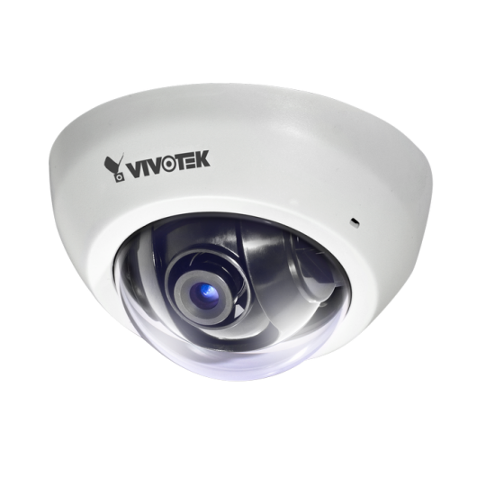Vivotek FD8166A - CAMARA IP MINIDOMO INTERIOR 2 MP FULL HD/ AUDIO/POE/ SNV/SMART STREAM II/DWDR/RANURA MICRO SD