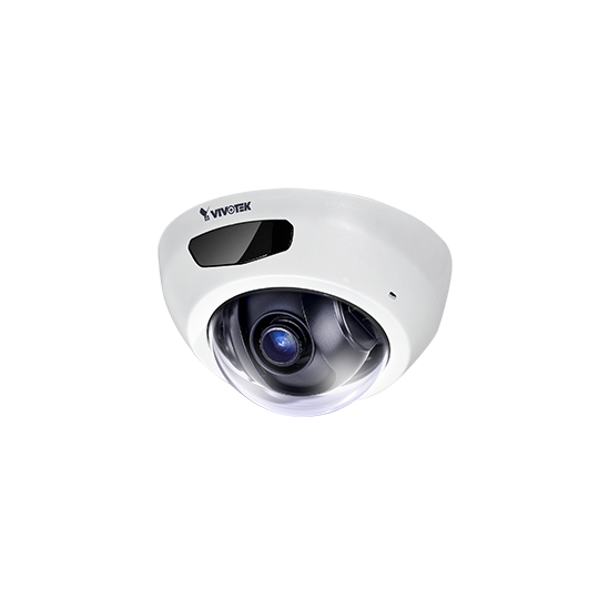 Vivotek FD8166AN - CAMARA IP MINIDOMO INTERIOR 2 MP FULL HD/ IR 6 MTS/AUDIO/POE/ SNV/SMART STREAM II/DWDR/RANURA MICRO SD