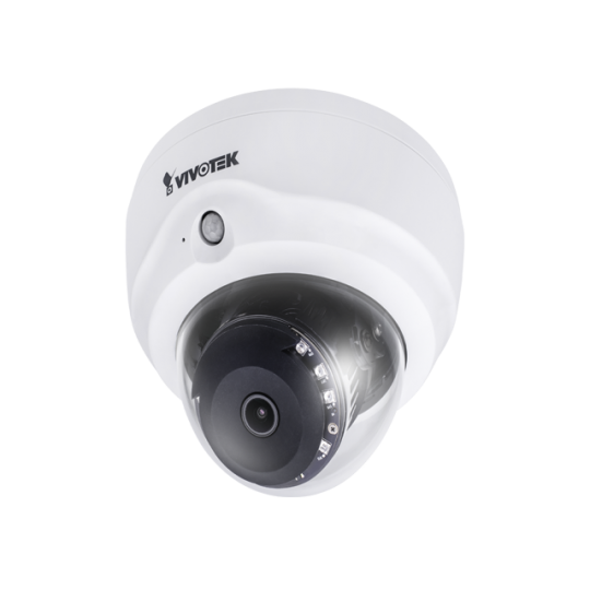 Vivotek FD8182T - CAMARA IP DOMO INTERIOR 5 MP/DWDR/ POE/ IR 30 MTS/AUDIO/ MICROSD/SDHC/SDXC/SMART STREAM/ENFOQUE REMOTO