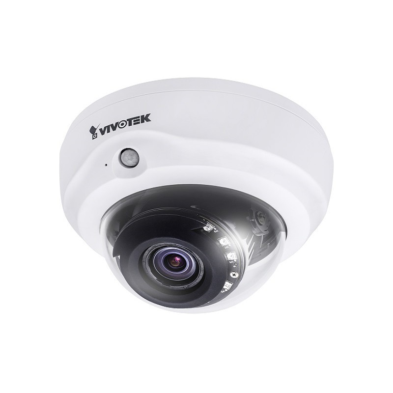 Vivotek FD9181HT - CAMARA IP DOMO INTERIOR 5 MP FULL HD / WDR PRO/POE/ SMART IR 30 MTS/SNV/SMART STREAM II