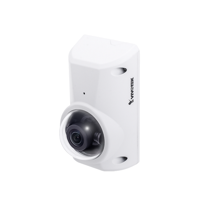 Vivotek CC8370HV - CAMARA IP EXTERIOR/ 3 MP FULL HD/ PANORAMICA 180/ANTIVANDALICA/IP66/WDR PRO/POE/ AUDIO/SNV/3DNR/IK10